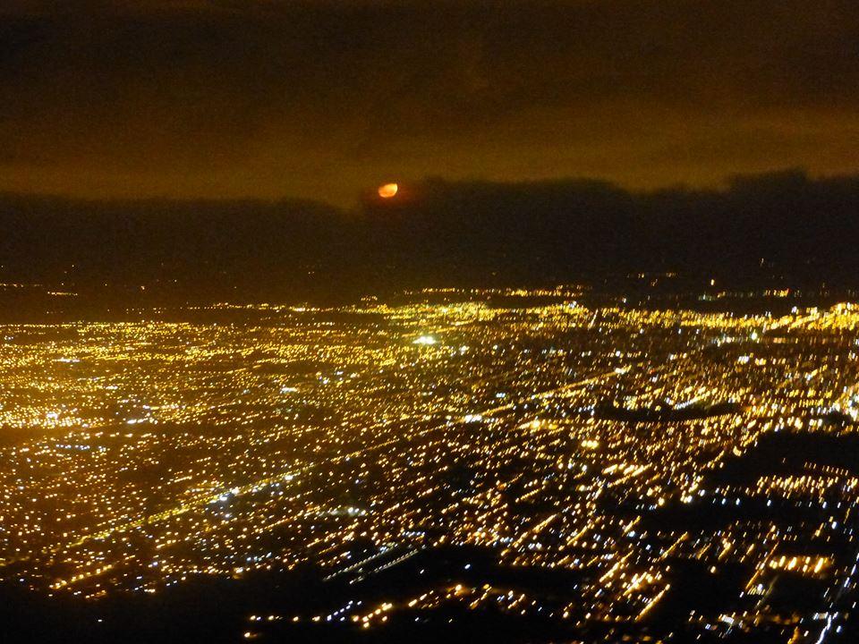 Noche en Loma Bola