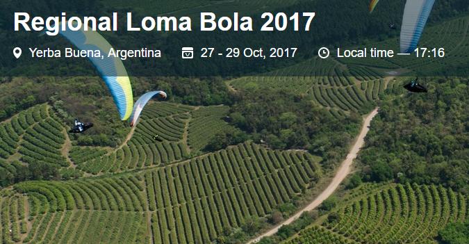 Regional Loma Bola 2017